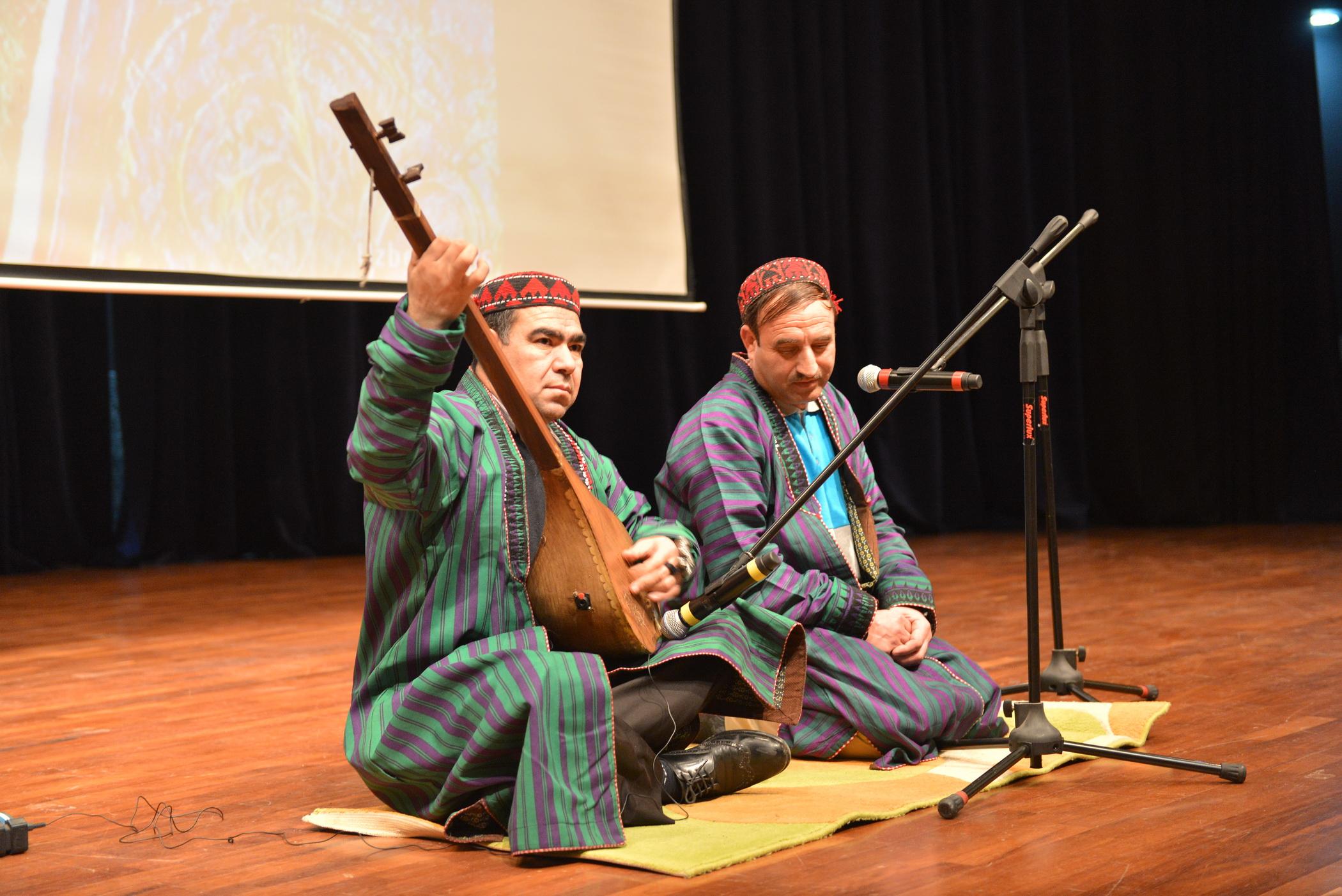 Afganistan Türkleri Kültürünü Tanıttı