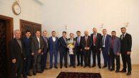ARİFİYE ARSİADER'DEN VALİ BALKANLIOĞLU'NA ZİYARET