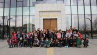 Açmalar İlkokulu Öğrencileri SGM'de