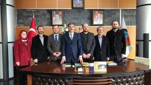 Yeşilay Sakarya Şubeden Belediyelere ziyaret