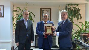 Sakarya Üniversitesine Ürdün'den Ziyaret