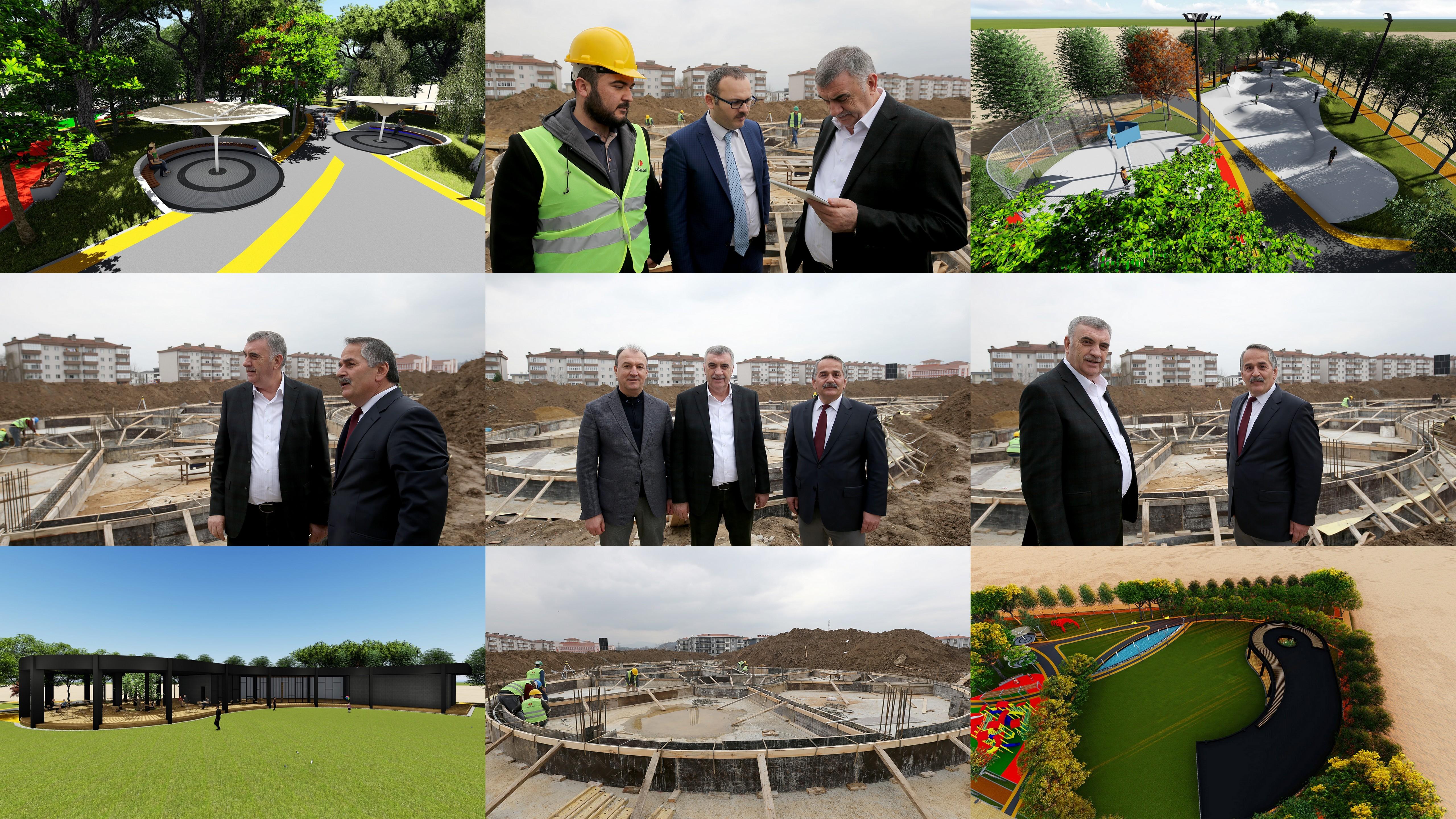 Arifiye Park 2018'de açılacak