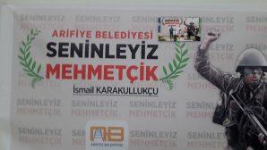 Arifiye HEM Karetecileri 'Seninleyiz MEHMETÇİK' turnuvasından madalya ile döndü