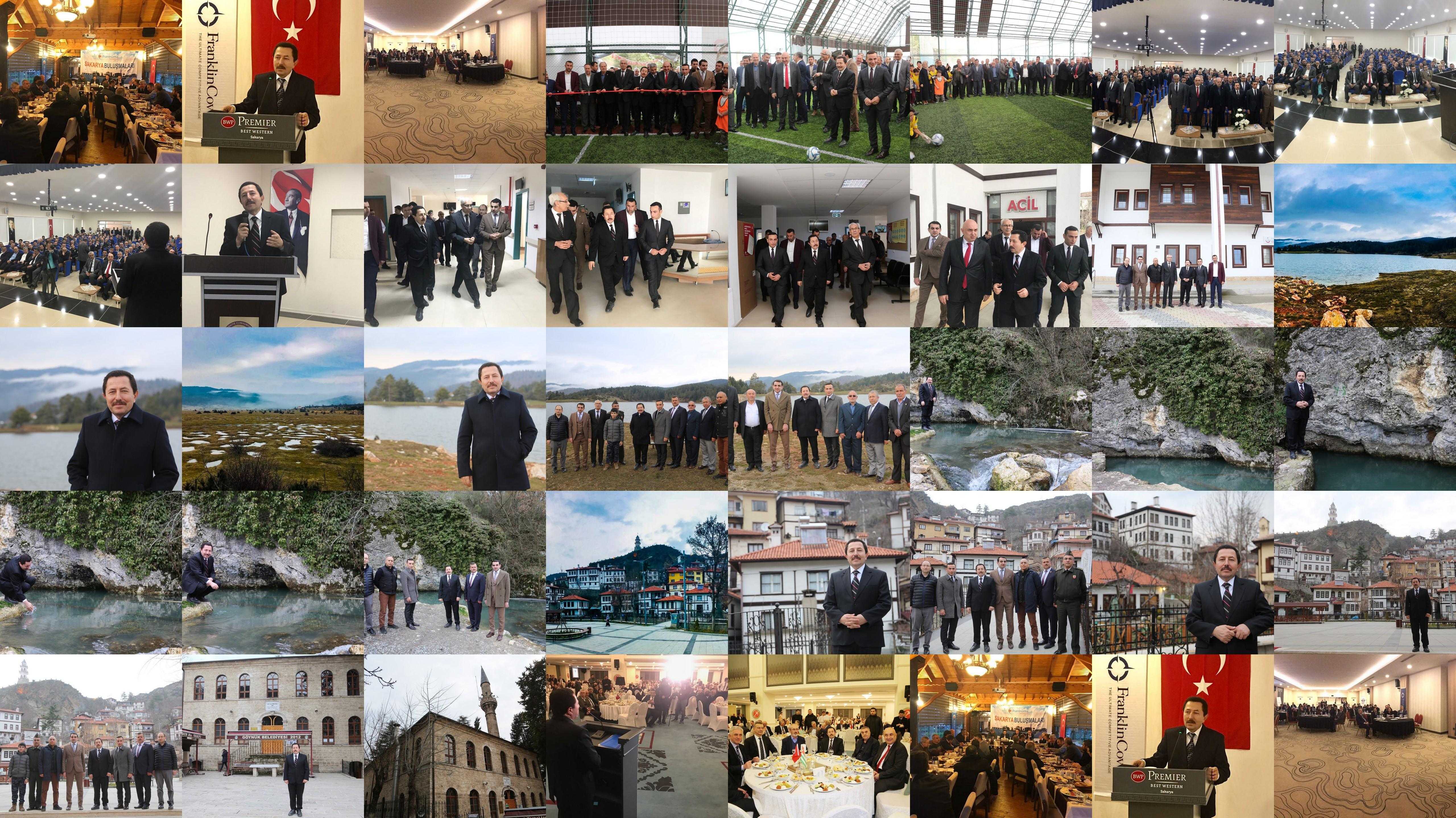 Vali Balkanlıoğlu'nun Hafta Sonu yoğunluğu