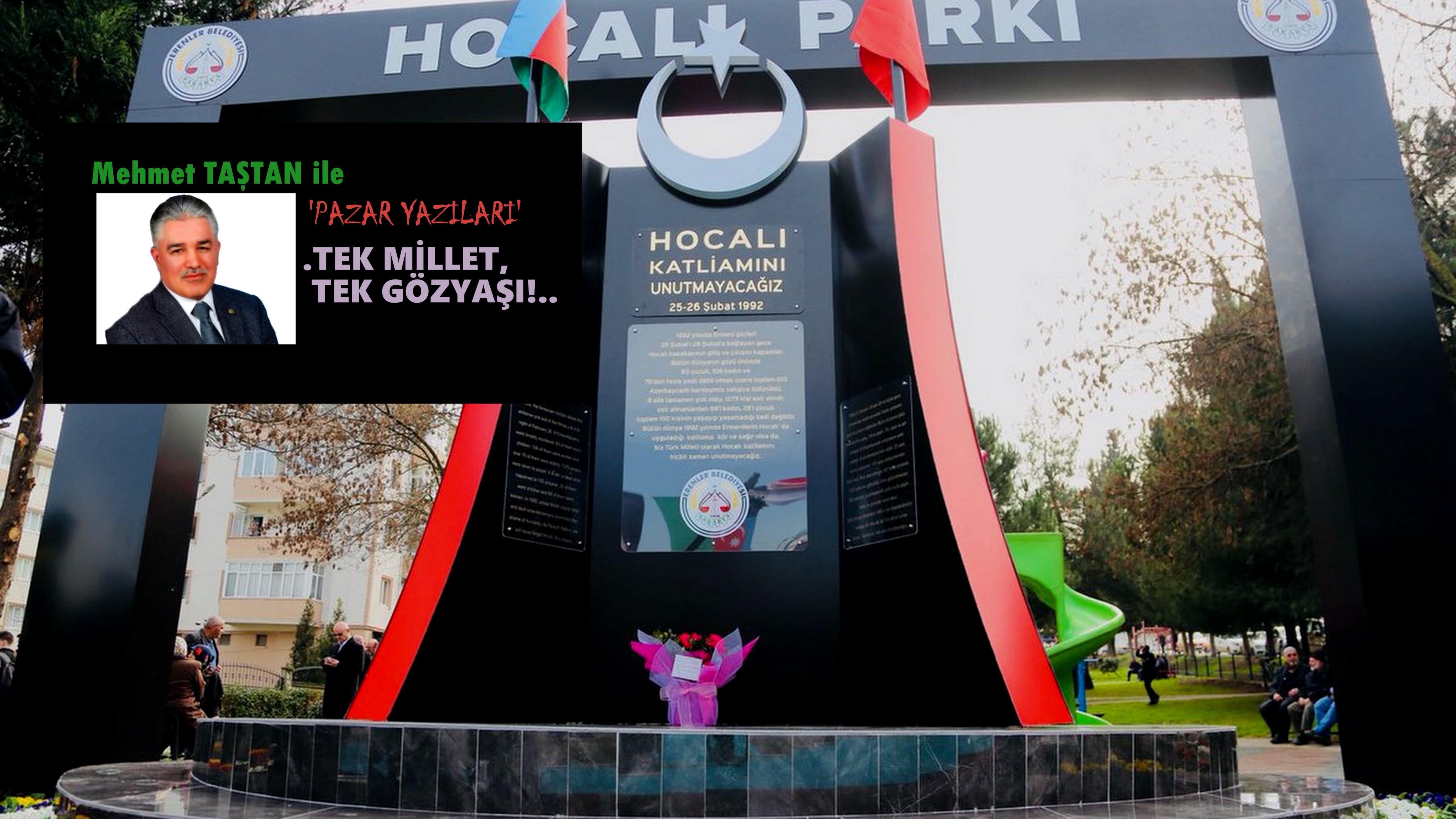 'Biz Azeri değil Türk'üz Türk'