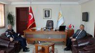 AFAD İl Müdürü Kaşkaş, Başkan Karakullukçu'yu ziyaret etti.