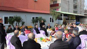 Arifiye Belediyesinden Askere Moral Yemeği