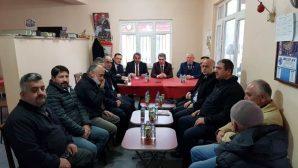 Halk Toplantısı Arifiye Boğazköy Mahallemizde Yapıldı