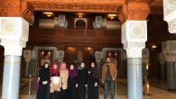 İlahiyat Fakültesi Öğrencileri Fas'a Gitti