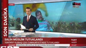 Terörist Başı Salih Müslim yakalandı