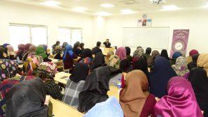İlahiyat Fakültesi'nde Arapça Söyleşi