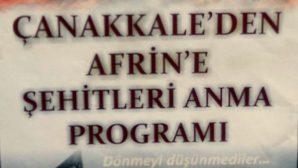 Arifiye KYK Muhammet Fatih Safitürk  Yurdu Öğrencilerinden Şehidleri Anma programı