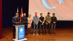 SAÜ'de Çanakkale Zaferi'nin 103'üncü Yıldönümü