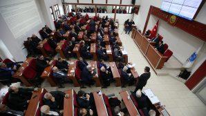Büyükşehir Meclisi 77 maddeyi görüşecek