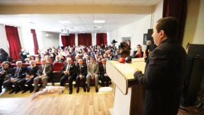 Vali Balkanlıoğlu, '54. Kütüphaneler Haftası' Açılış Programına Katıldı