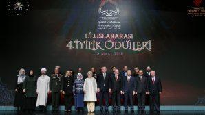 """""""İyilik Ödülü""""SAÜ'den Karaman'ın…"""