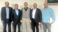 Arifiye'den İBB Kültür Daire Başkanı DURAN'a ziyaret