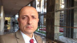 CHP Arifiye ilçe Başkanı GÖKPINAR'ın Kadınlar Günü mesajı