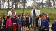 Arifiye'de Okul Bahçelerine Zeytin Fidanı dikildi
