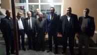 BBP il teşkilatının Arifiye'de Mahalle ziyaretleri