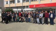 Gençlerden Arifiye Rehabilitasyon Merkezine ziyaret