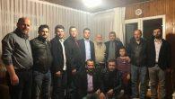 MHP Arifiye İlçeden Taziye ziyareti