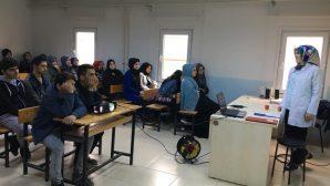 Arifiye Anadolu İmam Hatip Lisesinde Sağlıklı Beslenme Semineri