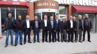 Ak Parti Arifiye İlçeden Muhtarlar Derneğine ziyaret