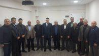 Arifiye Muhtarlar Derneğinden MHP İl Başkanı Bülbül'e ziyaret