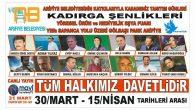 Arifiye Karadeniz Tanıtım Günleri 30 Mart'ta başlıyor
