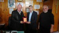 MHP İlçeden Arifiye Halk Otobüsleri Başkanı Erdem'e anlamlı ziyaret