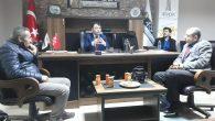 CHP Arifiye'den ARSİADER'e hayırlı olsun ziyareti