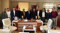 Türkiye Karate Federasyonu Başkanı Sakarya ASKF'yi ziyaret etti.