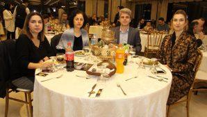 Tıp Bayramında Trabzon'lu Doktorlar Derneğin misafiri oldu