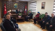 CHP Arifiye İlçe Teşkilatından Kaymakam Yazıcı'ya Ziyaret…