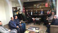 Ak Parti Arifiye İlçeden İl Başkanı Kılıç'a Hayırlı Olsun Ziyareti