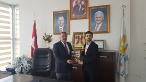 MTTB Sakarya'dan Başkan Karakullukçu'ya ziyaret