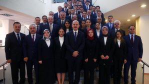 İçişleri Bakanı Soylu Kaymakam Adaylarına M.Fatih Safitürk'ü örnek gösterdi