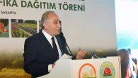 Bakan Fakıbaba'Çiftçi Eğitimi Sertifika Töreni'nde konuştu