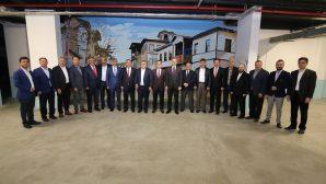 Arifiye KYK M.F.Safitürk Yurdu Camisi Kılınan İlk Cuma Namazı ile açıldı