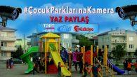 İhlas Medya'dan 'Çocuk parklarına güvenlik kamerası' kampanyası