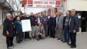 CHP Arifiye'den Hoşaf ikramı