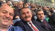 Arifiye'liler Birlikte Sakaryaspor maçını izlediler…