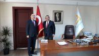 CHP Arifiye,Başkan KARAKULLUKÇU'yu makamında ziyaret etti