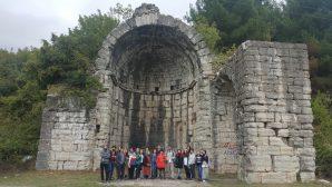 Öğrencilerden Justinianus Köprüsü Projesi