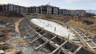 Arifiye Park hızla tamamlanıyor