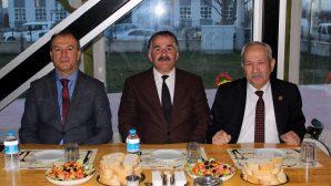 Başkan, Muhtarlar ve Birim Müdürleri ile bir araya geldi…
