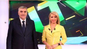 Toçoğlu,NTV'de canlı olarak yayınlanan Finans Kafe programına katıldı