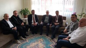 Arifiye'de Şehit Ailelerimize Ziyaret…