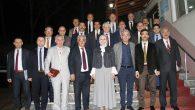 İl Milli Eğitim Müdürü Fazilet Durmuş yöneticileriyle toplandı